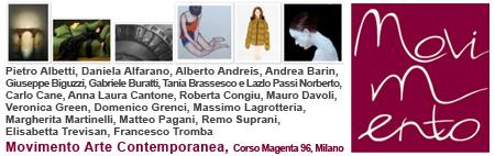 ATTESE, Movimento Arte Contemporanea e Libreria Bocca, Milano arte e cultura